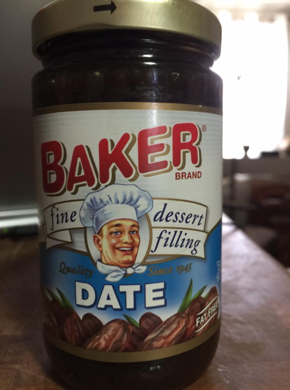 BAKER DATE FILLING