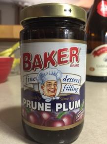 BAKER PRUNE PLUM FILLING