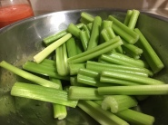 CELERY FOR JUICING