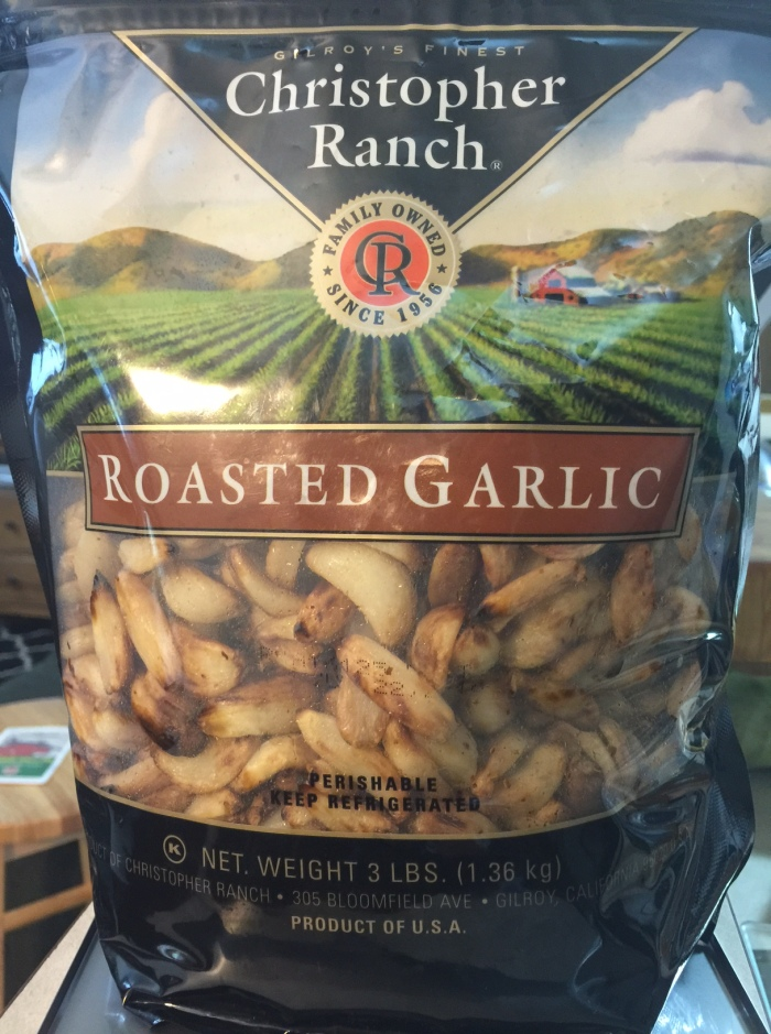 CHRISTOPHER RANCE ROASTED GARLIC