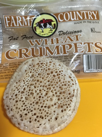FARM COUNTRY WHEAT CRUMPETS