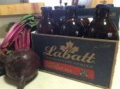 LABATT APPLE HARVEST ALE