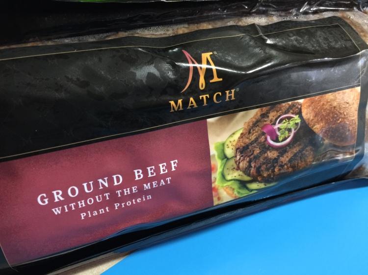 MATCH MEAT BEEF PKG.