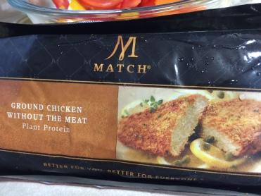 MATCH MEATS CHICKEN PKG.