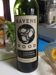 RAVENS WOOD CABERNET