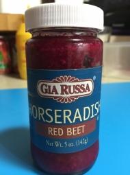 RED BEET HORSERADISH