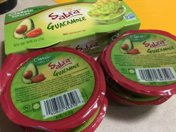 SABRA GUACAMOLE CUPS