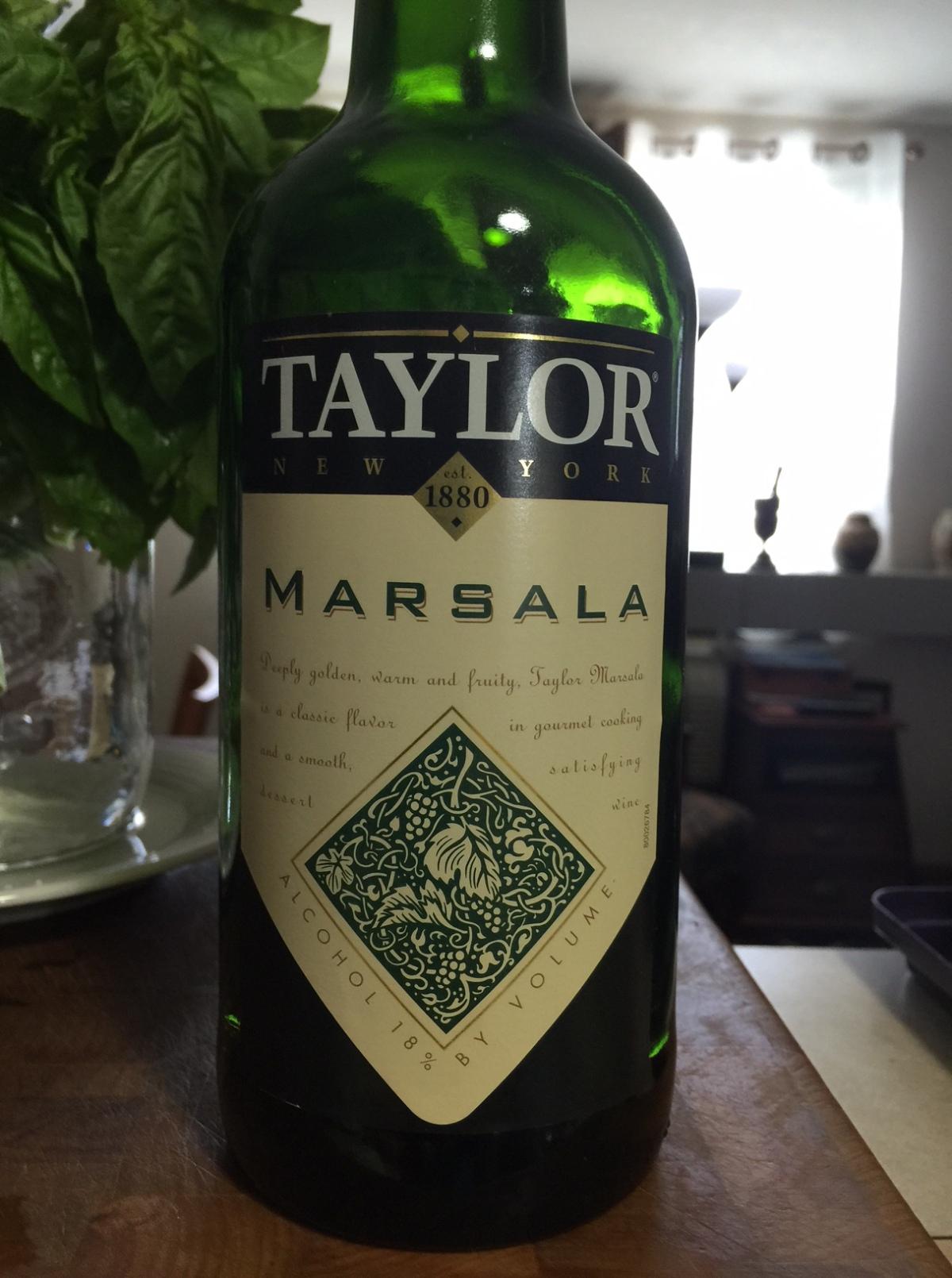 TAYLOR MARSALA