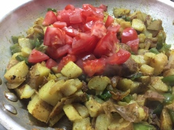 TOFU HOME FRIES 2