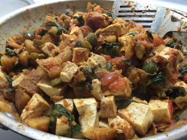 TOFU HOME FRIES 3