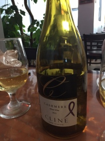 CASHMERE CLINE WHITE WINE