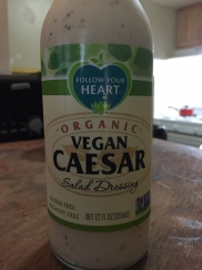FOLLOW YOUR HEART CAESAR SALAD DRESSING