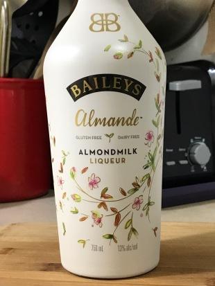 BAILEYS ALMANDE ALMONDMILK LIQUEUR 1