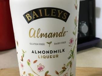 BAILEYS ALMANDE ALMONDMILK LIQUEUR 2