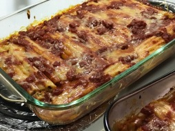 BAKED CANNELONI 1