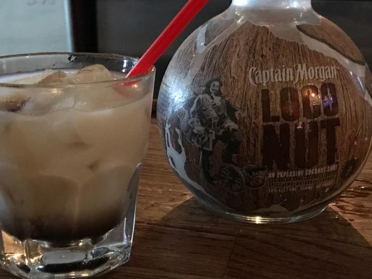 CAPTAIN MORGAN LOCO NUT COCONUT SHOT 2