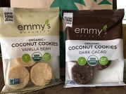 emmy's ORGANIC COCONUT COOKIES