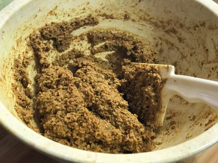 PLANT MEAT PATE 1