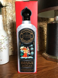 JEWEL OF RUSSIA VODKA 1