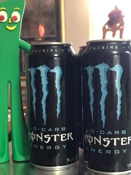 MONSTER ENERGY DRINK 1