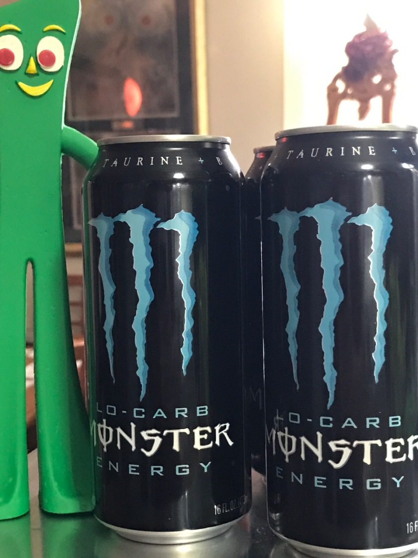 MONSTER ENERGY DRINK 1