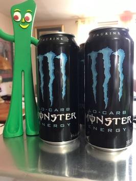 MONSTER ENERGY DRINK 2