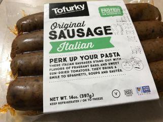 TOFURKEY ITALIAN SAUSAGE