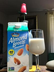 ALMOND BREEZE ALMOND MILK (still)