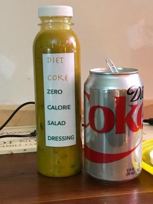 DIET COKE DRESSING 3