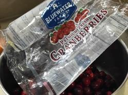 BLUEWATER FARMS CRANBERRIES