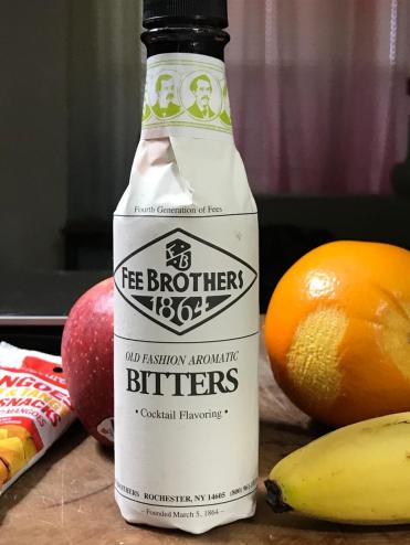 FEE BROTHERS AROMATIC BITTERS 1
