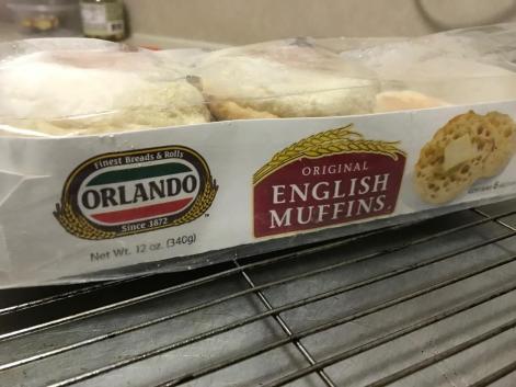 ORLANDO ENGLISH MUFFIN 1