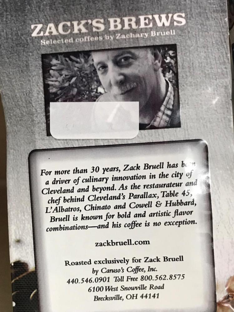 ZACK'S BREWS 1