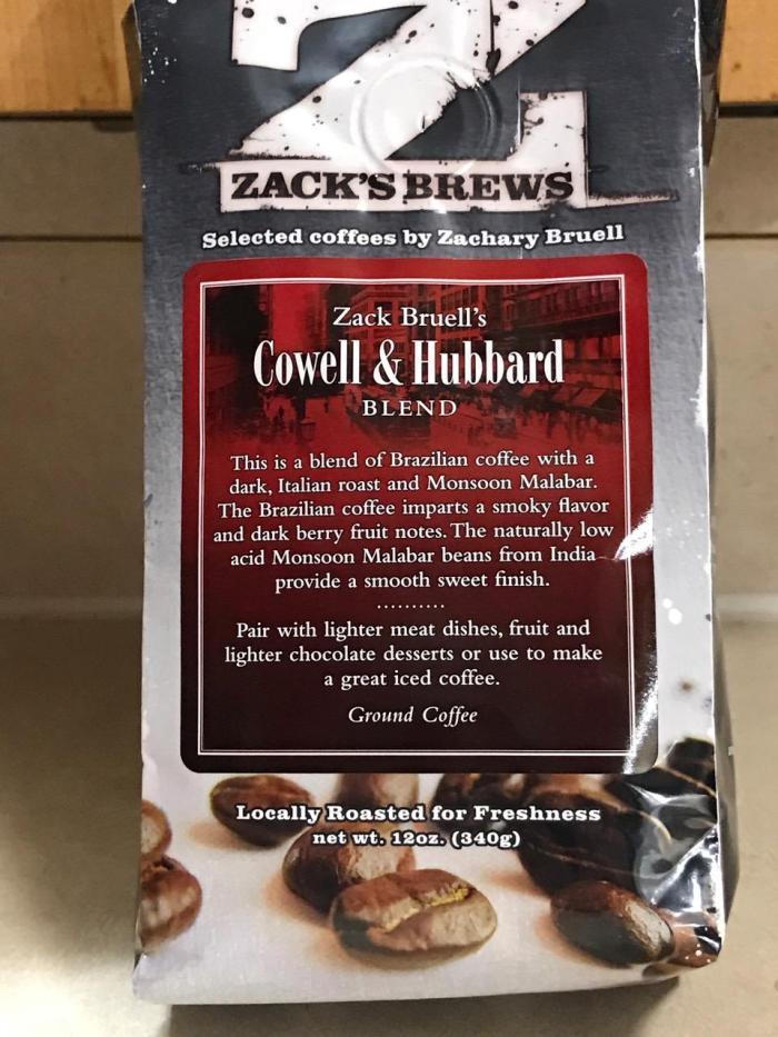 ZACK'S BREWS 2