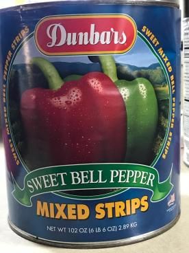 DUNBARS PEPPERS
