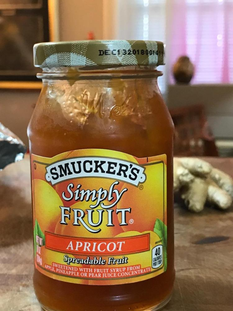 SMUCKER'S SIMPLY FRUIT APRICOT