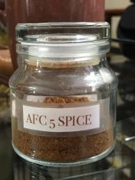 AFC 5 SPICE 3