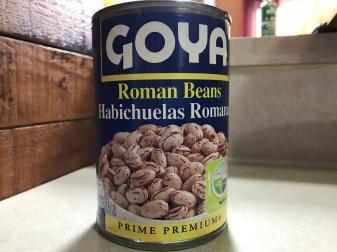 GOYA ROMAN BEANS 1