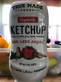 TRUE MADE KETCHUP 1