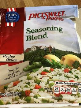 PICTSWEET SEASONING BLEND 1
