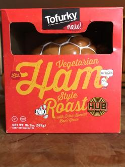 TOFURKEY VEGETARIAN HAM ROAST
