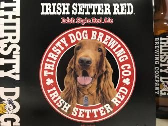 THIRSTY DOG IRISH SETTER RED ALE 2
