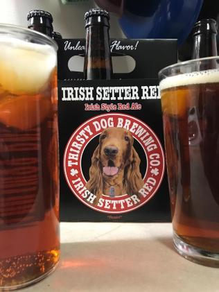THIRSTY DOG IRISH SETTER RED ALE 3