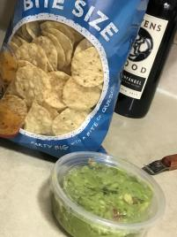 TOSTITOS BITE SIZE TORTILLA CHIPS 2