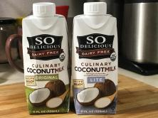 SO DELICIOUS CULINARY COCONUTMILK