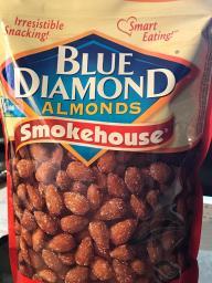 BLUE DIAMOND SMOKEHOUSE ALMONDS 1