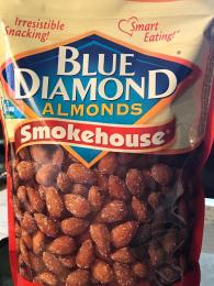 BLUE DIAMOND SMOKEHOUSE ALMONDS 1