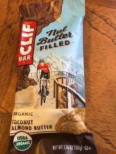 CLIF NUT BUTTER FILLED BARS 1