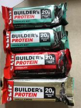 CLIF PROTEIN BARS 1
