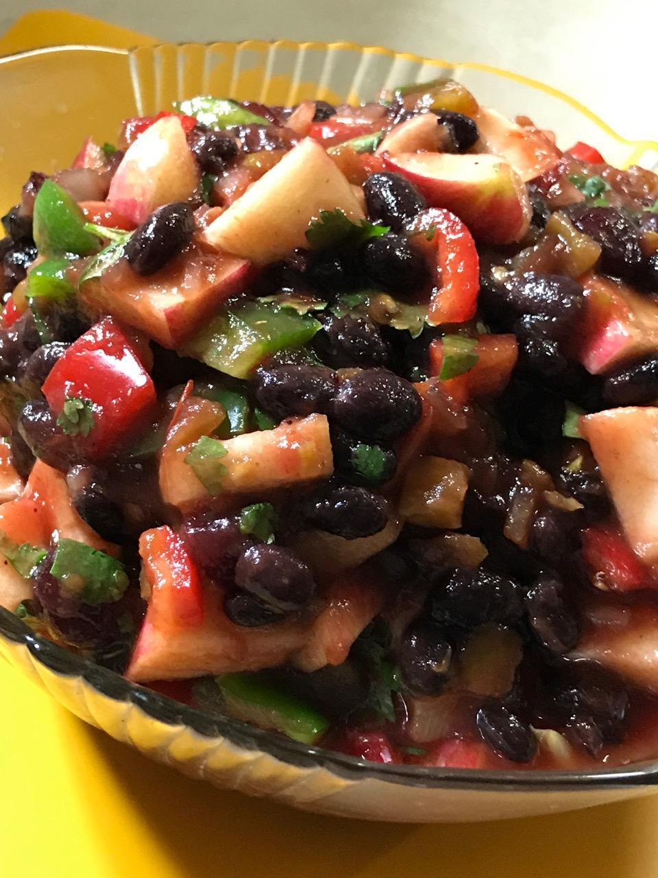CRANBERRY APPLE SALSA 2